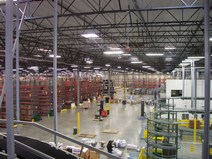 O Reilly Distribution Centers Smith Goth Engineers Inc